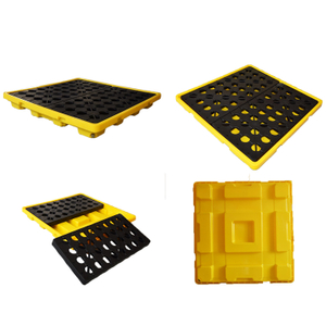 Heavy Duty Spill Containment Pallet